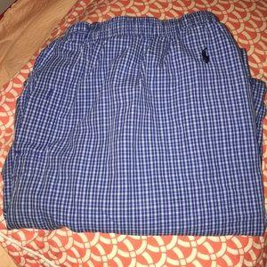 Men's polo Ralph Lauren pj pants